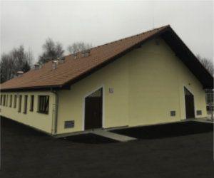 Speciální stavby